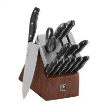 Henckels International Definition 14-pc Self-Sharpening Knife Block Set