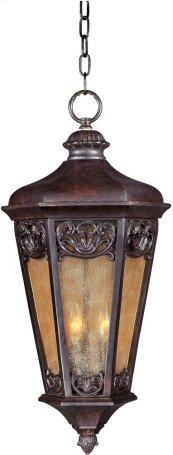 Lexington VX 3-Light Outdoor Hanging Lantern
