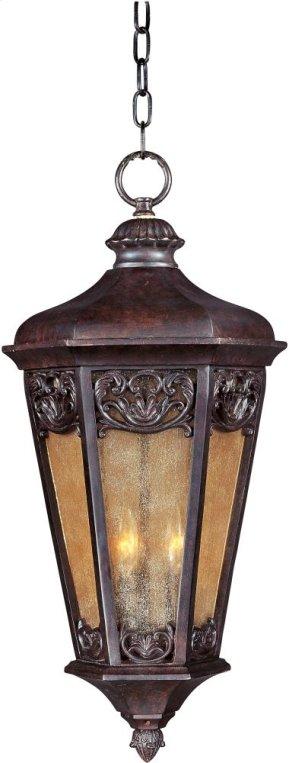 Lexington VX 3-Light Outdoor Hanging Lantern