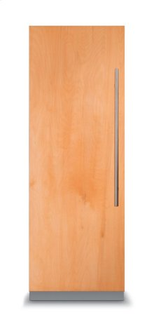 24 W. All Freezer with 5/7 Series panel, Left Hinge/Right Handle