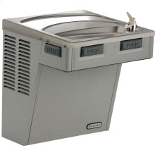 Elkay Wall Mount ADA Cooler, Non-Filtered Non-Refrigerated Light Gray Granite