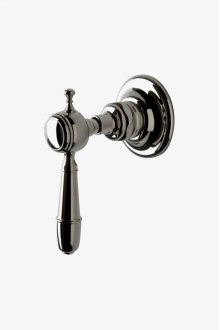 Julia Volume Control Valve Trim with Metal Lever Handle STYLE: JUVC50