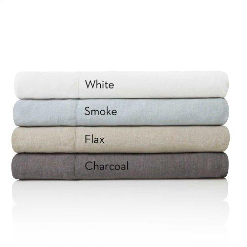 French Linen - Split Cal King White