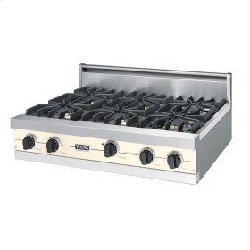 "Biscuit 36"" Sealed Burner Rangetop - VGRT (36"" wide, six burners)"