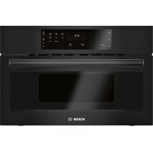 "500 Series, 30"", Microwave, Black, Drop Down Door"