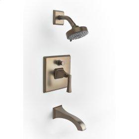 Tub and Shower Trim Leyden Series 14 Bronze