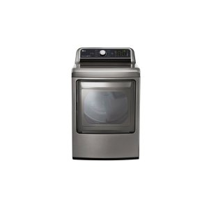 LG Appliances7.3 cu. ft. Smart wi-fi Enabled Gas Dryer with Sensor Dry Technology