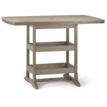"""42""""x60"""" Bar Table"""