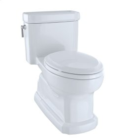 Eco Guinevere® One-Piece Toilet, 1.28 GPF, Elongated Bowl - Cotton