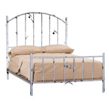 Whisper Creek Twin Iron Bed