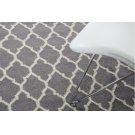 Linie Design Adelyn Grey Wool Rug Product Image
