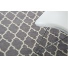 Linie Design Adelyn Grey Wool Rug Product Image