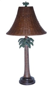 PR013 - Table Lamp Product Image