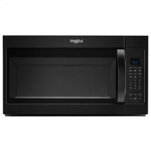 Whirlpool® 1.9 cu. ft. Capacity Steam Microwave with Sensor Cooking - Black