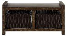 Arnld Storage Console - Dark Brown