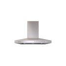 """30"""" Cooktop Wall Hood - Stainless Product Image"""