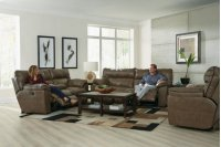 Power Lay Flat Recliner Product Image