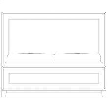 Horizon Upholstered Bed - Mist / Queen