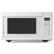 1.6 cu. ft. Countertop Microwave Oven - white