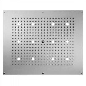 "Polished Chrome - 16"" x 20"" Chromatherapy RETTANGO Dream Light"