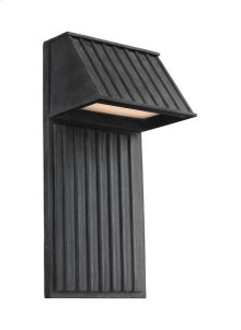 2 - Light Outdoor LED Wall Lantern