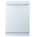24' Bar Handle Dishwasher Ascenta- White
