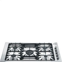 "91,4 CM (36"") ""Classic"" Gas Cooktop Stainless Steel"