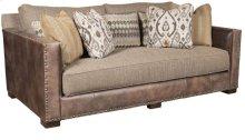 Pacific Leather Fabric Sofa