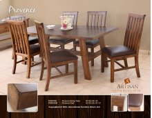 Provence Dining Table