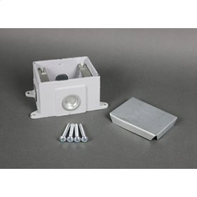 880CS1-1 - Omnibox Series Cast-Iron Floor Box
