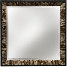 Framed Mirror  36in X 36in