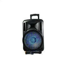 """PABT6005 12"""" Portable Bluetooth PA System with Rechargable Battery"""