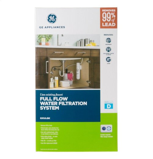 FULL FLOW WATER FILTRATION SYSTEM