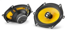5 x 7 / 6 x 8-inch (125 x 180 mm) Coaxial Speaker System