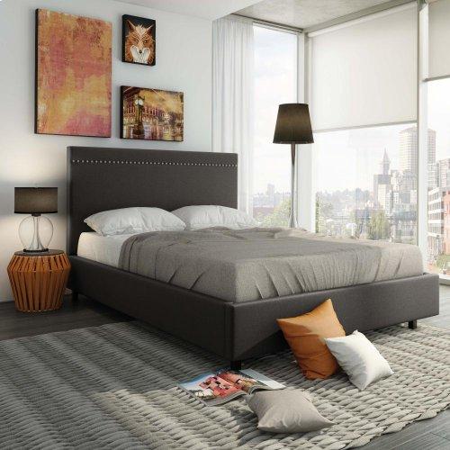 Gastown Upholstered Bed - Queen