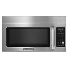30-In. Width 1.8 Cu. Ft. Capacity 1000 Watts Convection Cooking Pro Line™ Series Microwave Hood Combination Oven