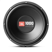 CS1214 30 cm (12 inch) subwoofer, with double magnet suitable for enclosed, bass reflex and bandpass boxes
