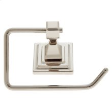 Polished Nickel Gradus Euro Paper Holder