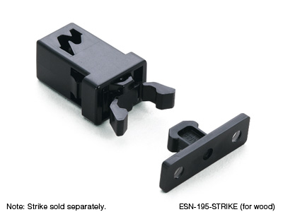 Non-magnetic Mini Touch Latch