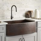 Rhapsody Farmhouse Sink in Antique Product Image