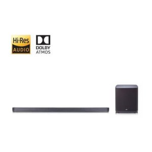 LG Electronics5.1.2 ch High Resolution Audio Sound Bar with Dolby Atmos