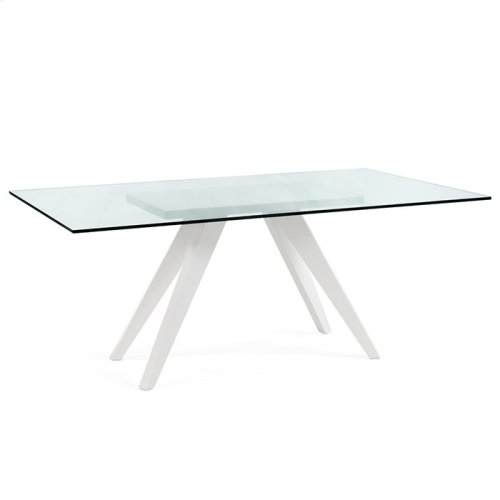 Cole Table/Glass Top