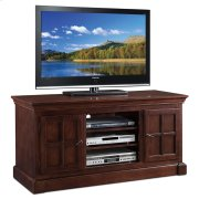 """Bella Maison Two Door 52"""" TV Console w/open component bay #81550 Product Image"""