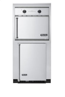"32"" W x 30"" D Refrigeration and Smoker Oven Tower"