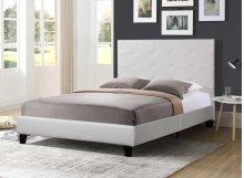 7597 White Full Bed