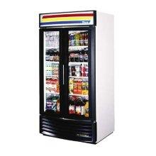 Glass Door Refrigerators - Radius Front