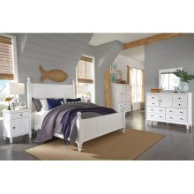 Queen Cottage Bed