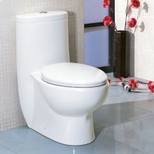 Replacement seat cover for toilet 4558