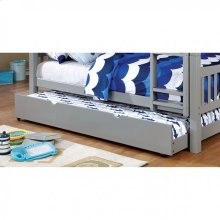 Omnus Twin Trundle, Gray