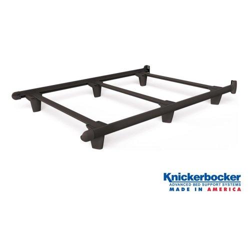 Brown Full EmBrace™ Bed Frame
